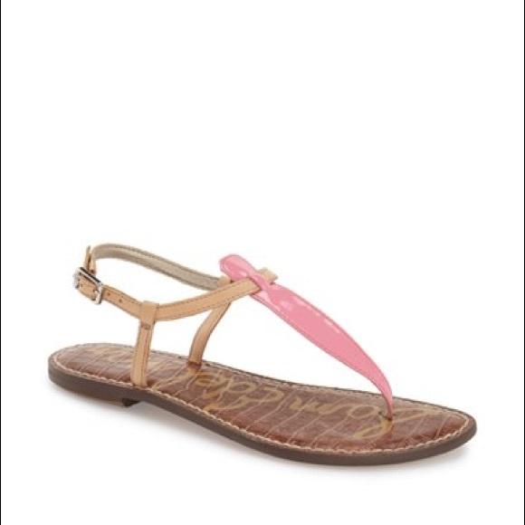 1977892a9dae Sam Edelman Shoes - Sam Edelman Gigi Sandals Pink